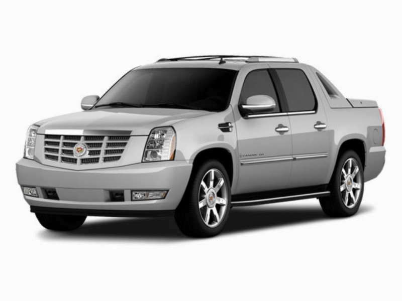 The new Truck Type 2014 Cadillac Escalade EXT Cool Body looks have 6.2 ...