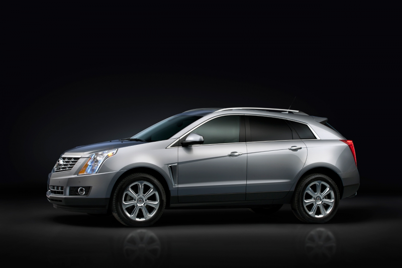 ... 2014 1280 × 853 GM Heavy Duty Trucks Cadillac SRX 2015 Pickup Model