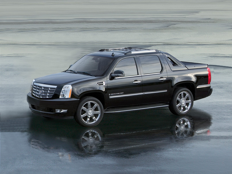 2010 Cadillac Escalade EXT Truck Base All wheel Drive Photo