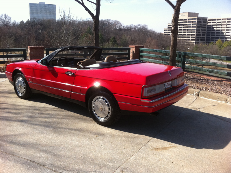 Home / Research / Cadillac / Allante / 1990