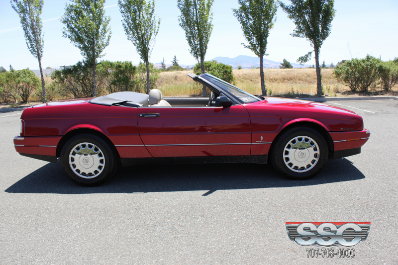 1993 Cadillac Allante - Fairfield 94533 - 7