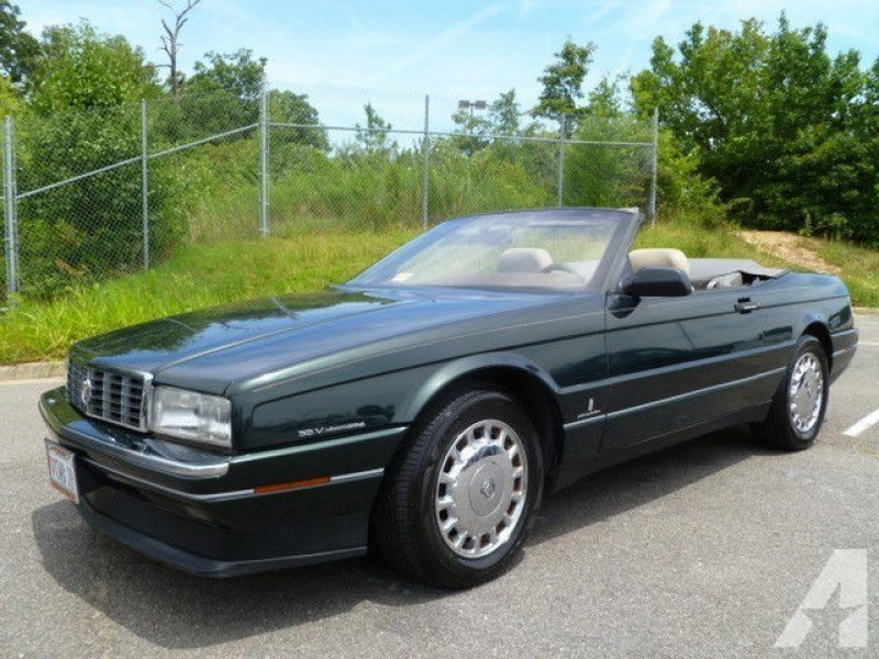 1993 Cadillac Allante for sale in Midlothian, Virginia