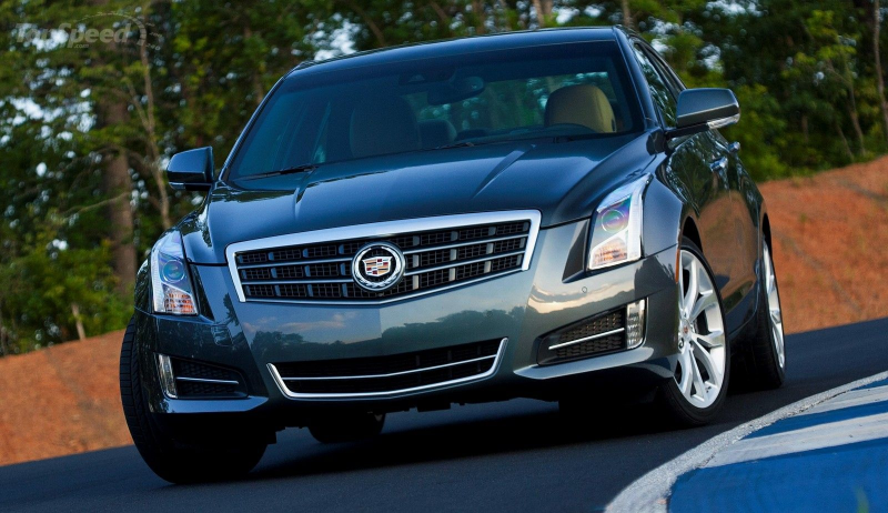 2014 Cadillac ATS picture - doc514213