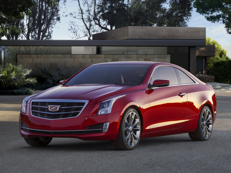 2015 Cadillac ATS Coupe 1 175x175 at 2015 Cadillac ATS Coupe Unveiled ...