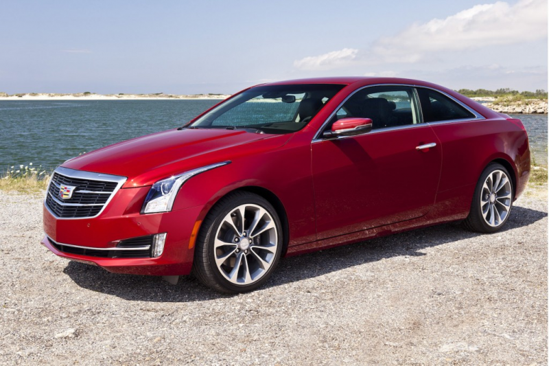 2015 Cadillac ATS Coupe First Drive: Video Page 2