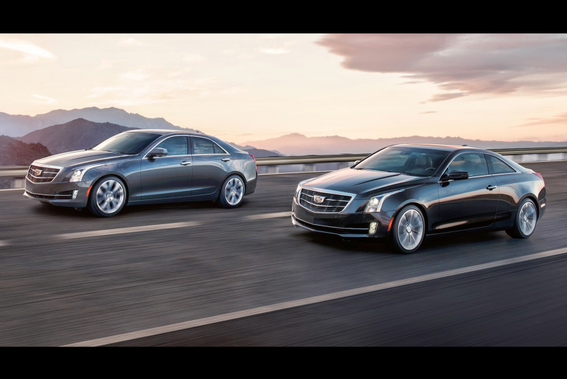 Discussione: Cadillac ATS Facelift 2015
