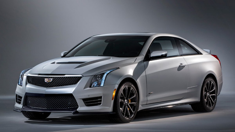 2016 Cadillac ATS-V Uncovered before Official Debut (first official ...