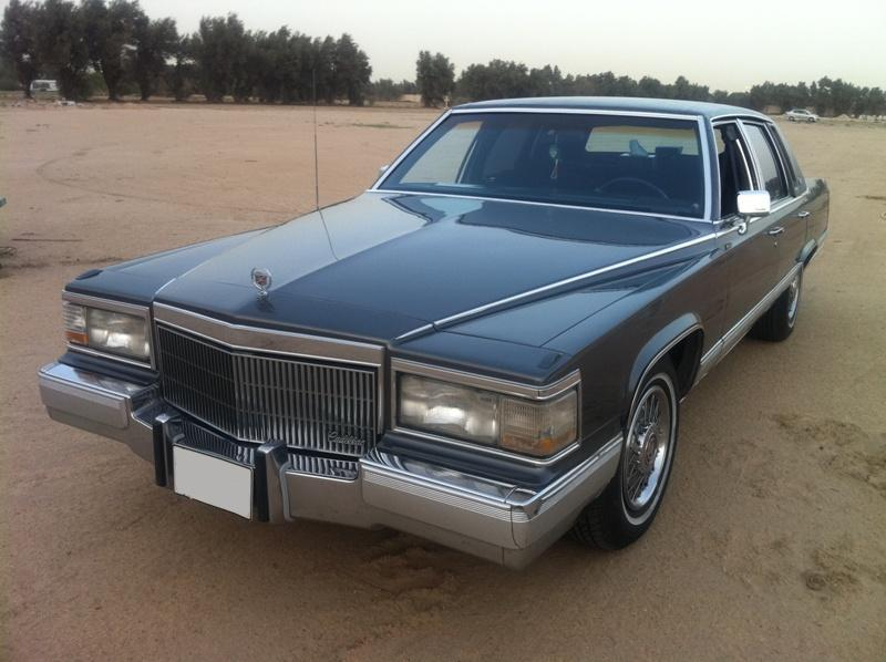 Home / Research / Cadillac / Brougham / 1990