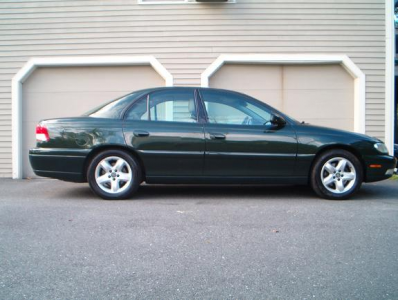 cadillac catera 2000 cadillac catera 16k miles for sale green t