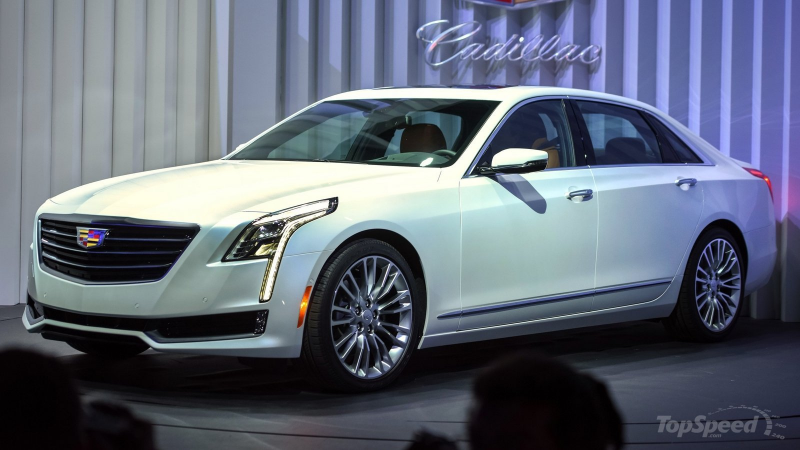 2016 Cadillac CT6 PHEV picture - doc627592