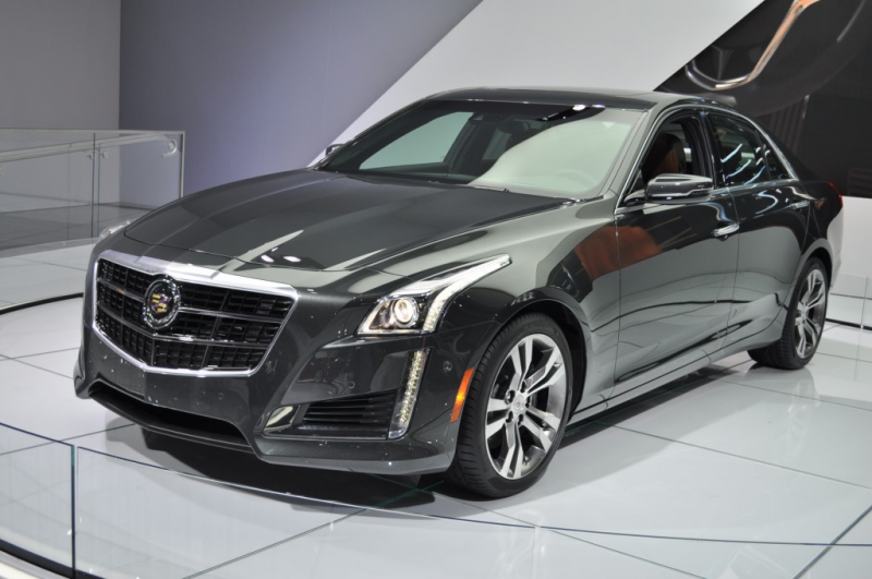 2014 Cadillac CTS - Photo Gallery