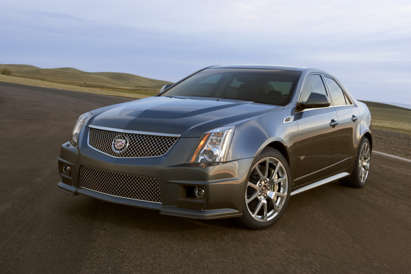 Home / Research / Cadillac / CTS-V / 2013