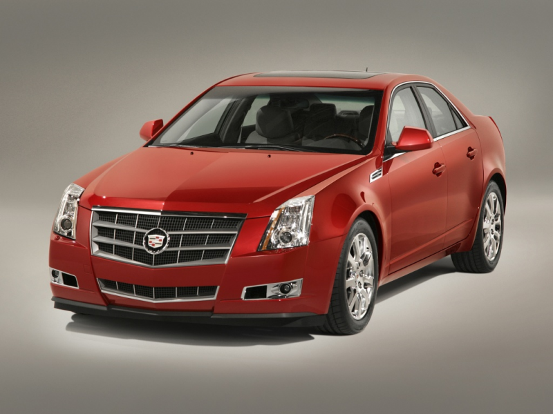 Cadillac CTS Car Specifications