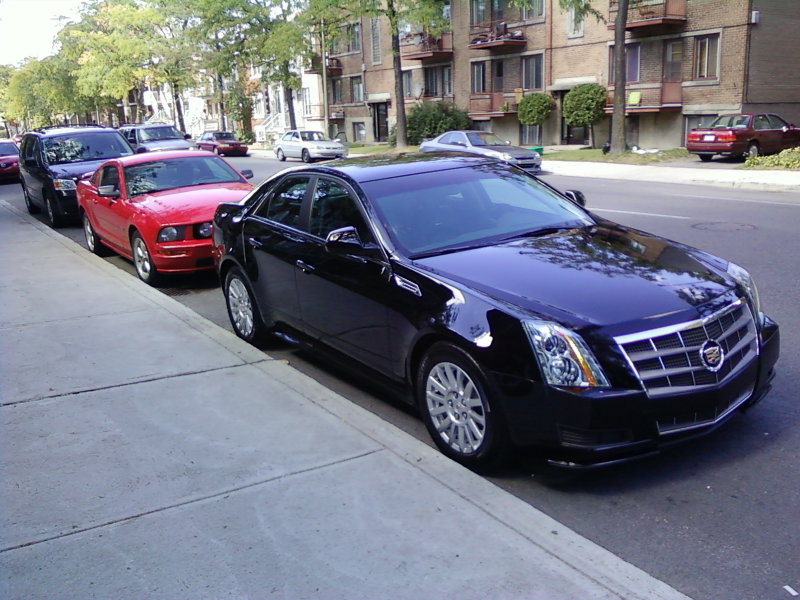 Picture of 2010 Cadillac CTS 3.0L Base, exterior