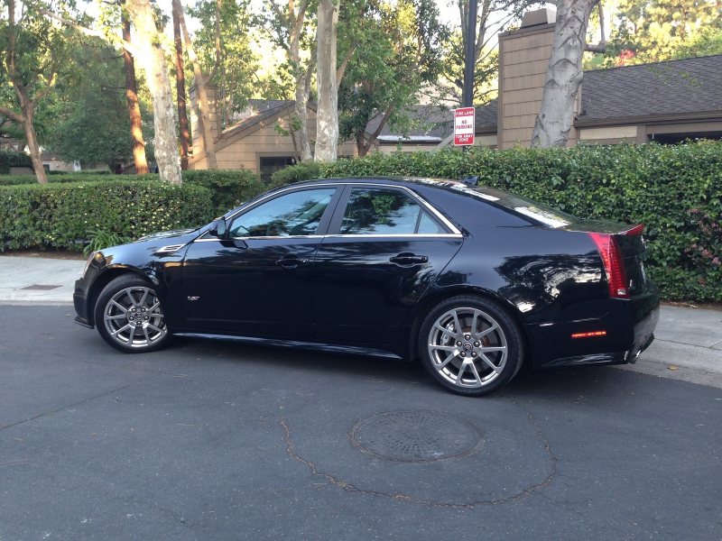 Picture of 2010 Cadillac CTS-V 6.2L SFI, exterior