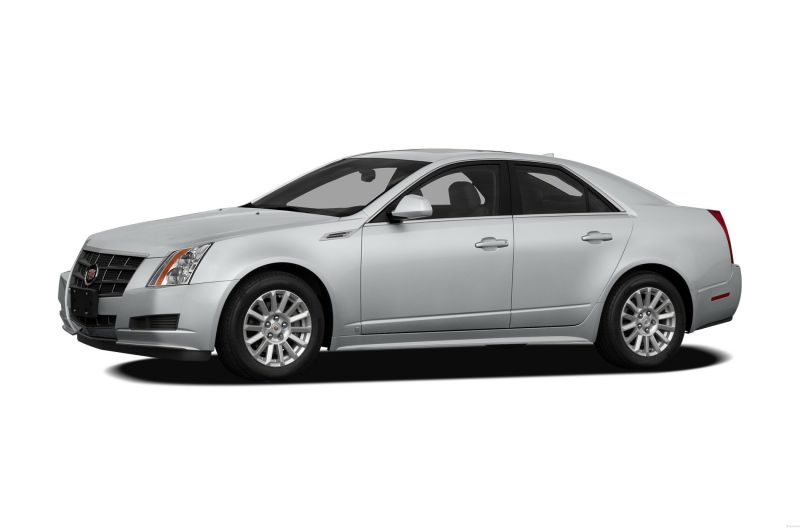 2011 Cadillac CTS Sedan Base 4dr Rear wheel Drive Sedan Photo 10