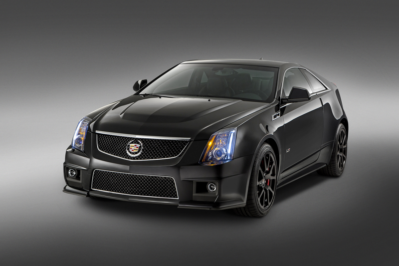 2015 Cadillac CTS-V Coupe