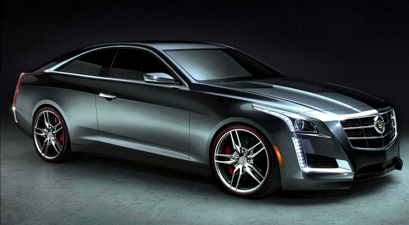 2015 Cadillac CTS-V Coupe Specs and Release Date