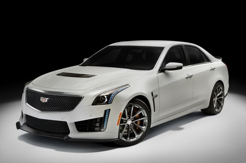 2016 Cadillac CTS-V Photo Gallery