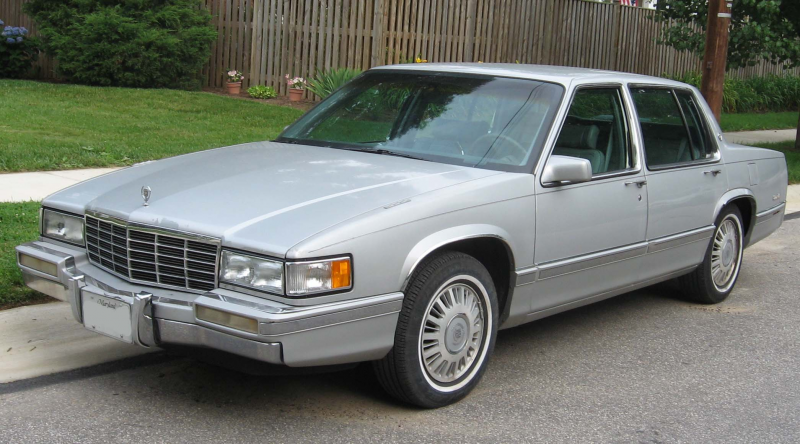 Description 1989-93 Cadillac DeVille.jpg