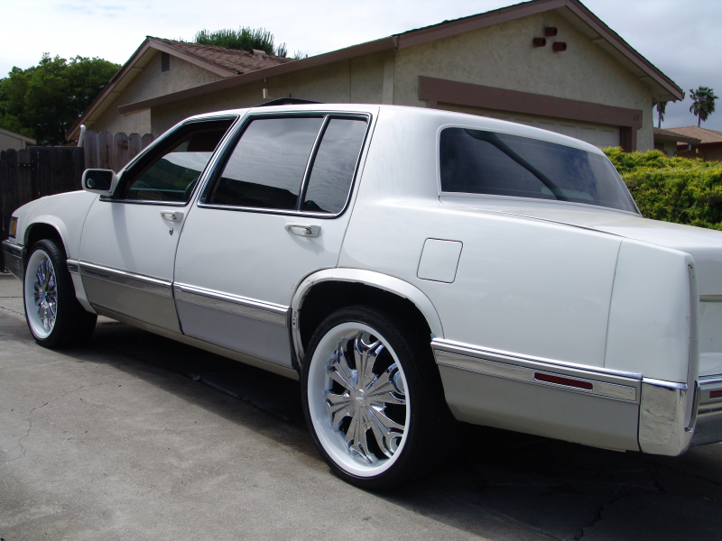 youngg707's 1991 Cadillac DeVille