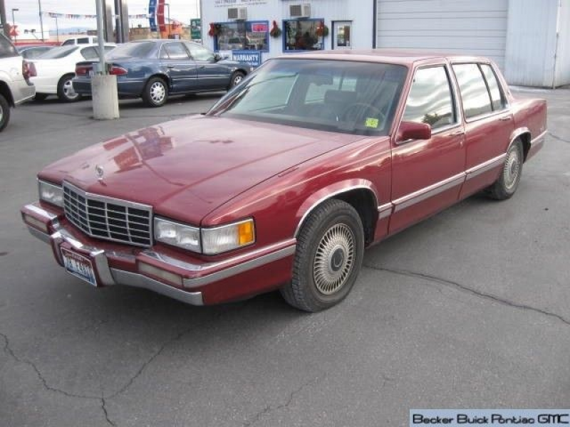 Another svgearhead 1993 Cadillac DeVille post...