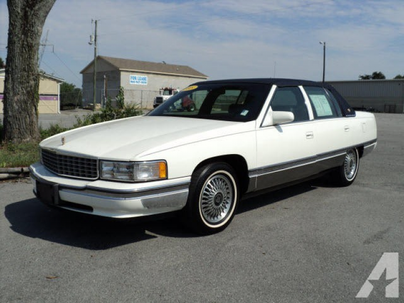 1995 Cadillac DeVille for Sale in Powell, Tennessee Classified ...