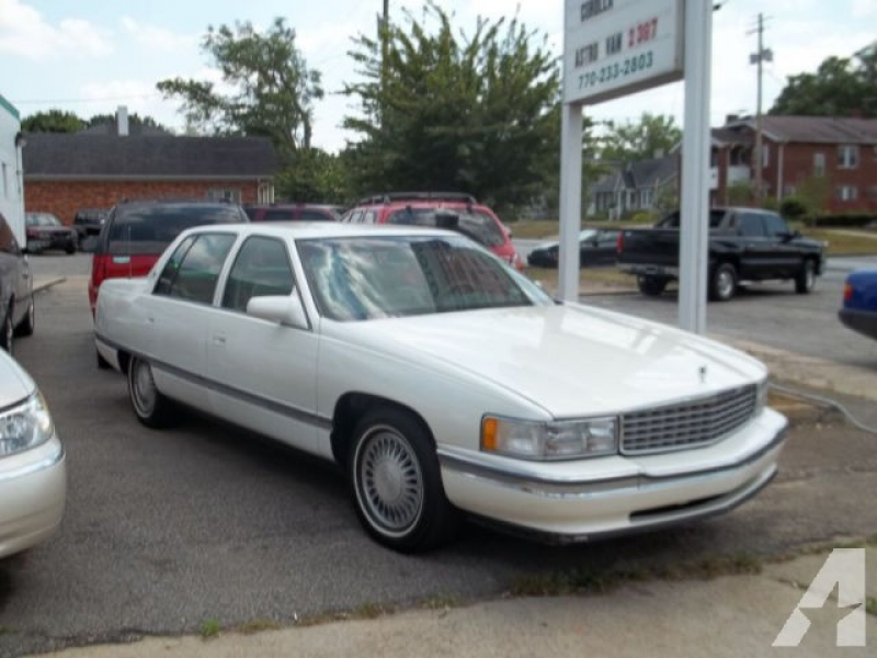 1995 Cadillac DeVille for sale in Griffin, Georgia