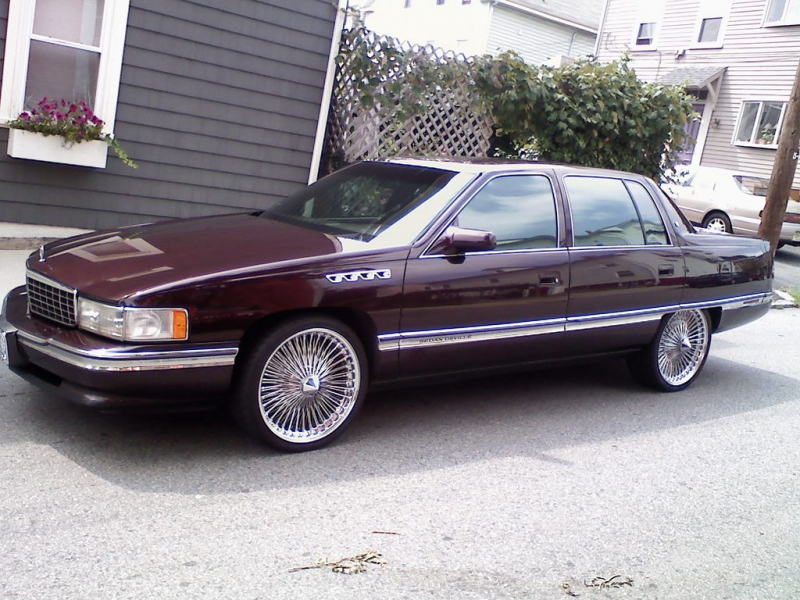 antdeville89's 1996 Cadillac DeVille