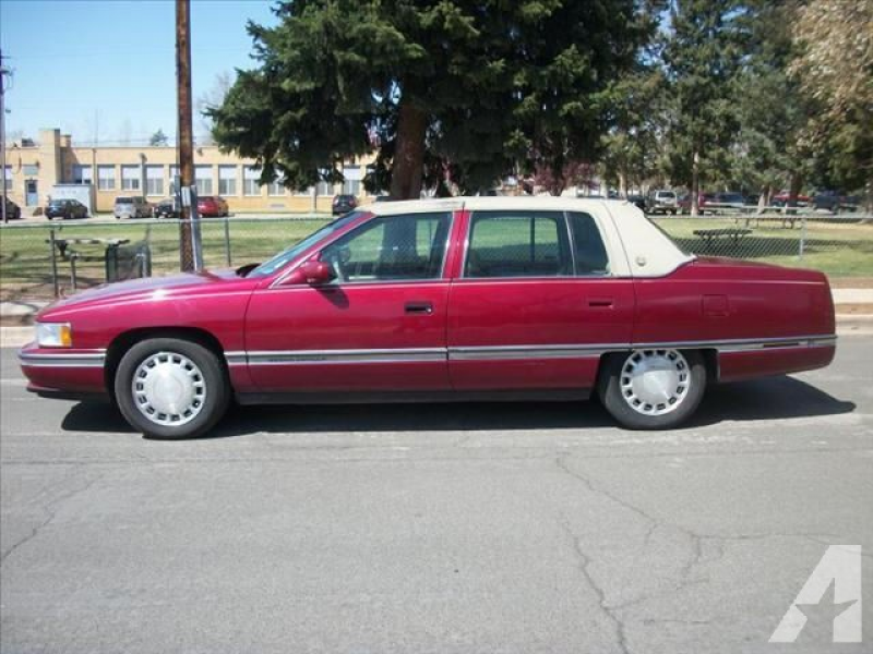1996 Cadillac DeVille for sale in Englewood, Colorado