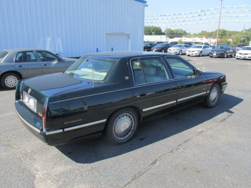 1997 Cadillac Deville D'Elegance For Sale in Lumberton, NJ ...