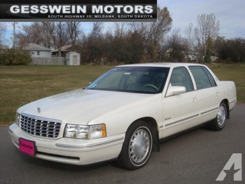 1997 Cadillac DeVille for sale in Milbank, South Dakota