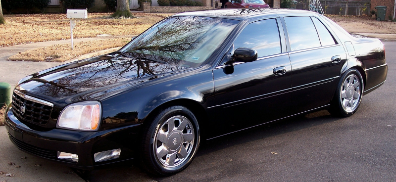 Picture of 2000 Cadillac DeVille DTS, exterior