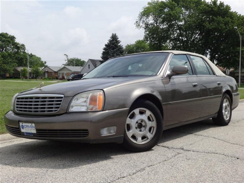 2000 Cadillac DeVille Base Trim