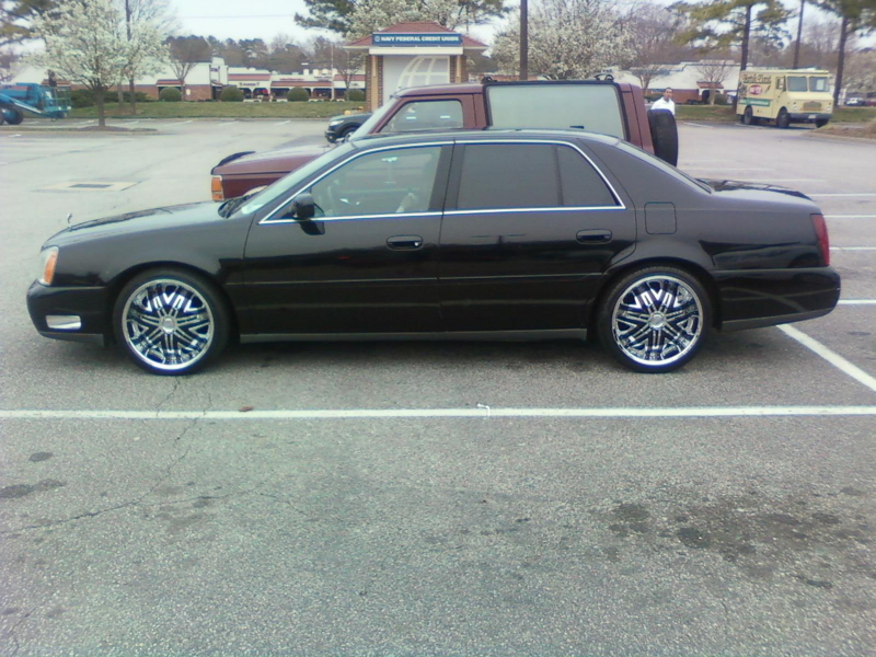 Another bignick401 2004 Cadillac DeVille post...