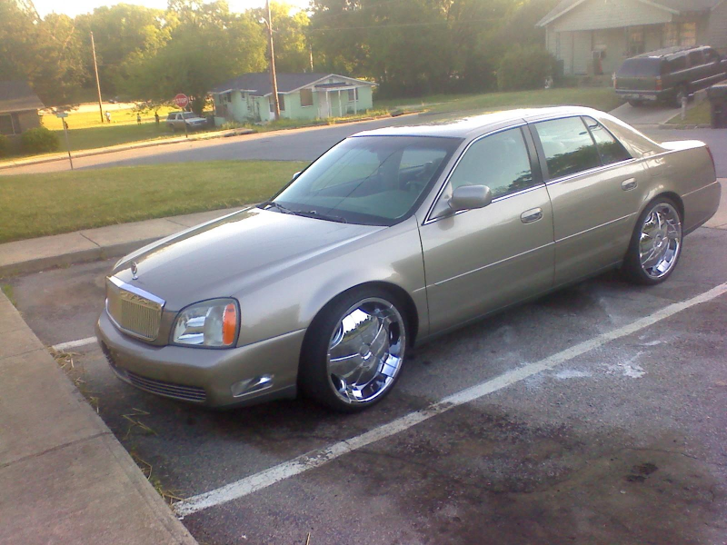 dford777's 2004 Cadillac DeVille