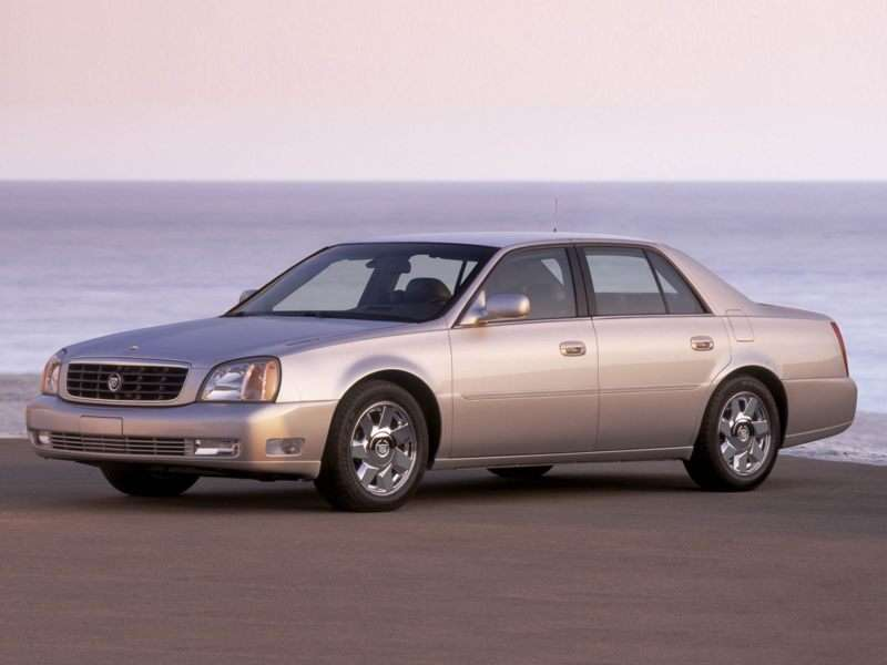 2005 Cadillac DeVille Pictures