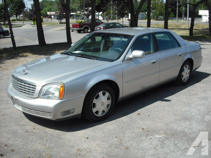 2005 Cadillac DeVille for sale in Webster, New York