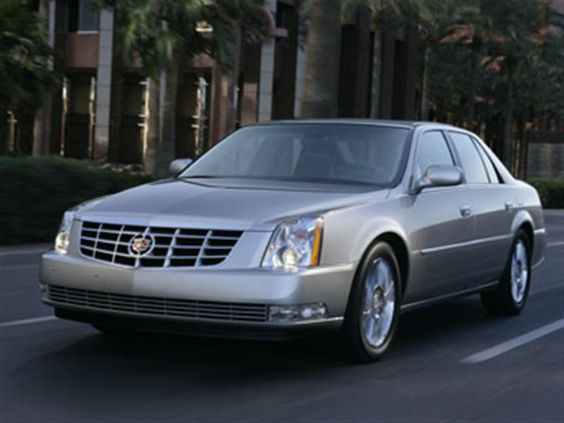 2007 Cadillac DTS Pictures