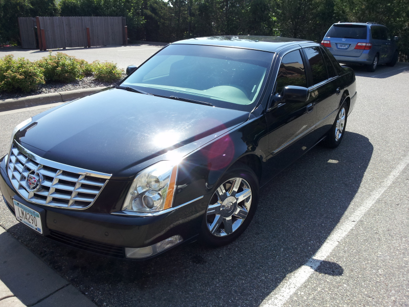 Picture of 2007 Cadillac DTS Luxury II, exterior