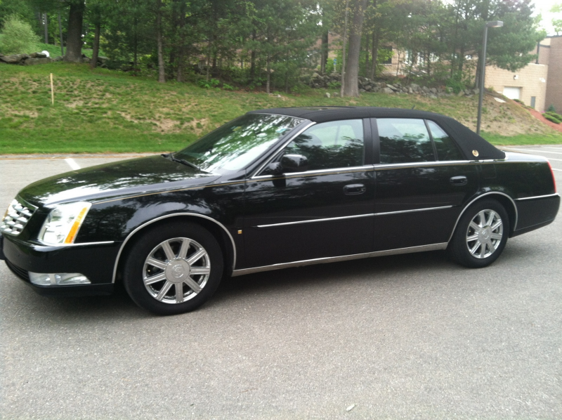 Picture of 2007 Cadillac DTS Performance, exterior