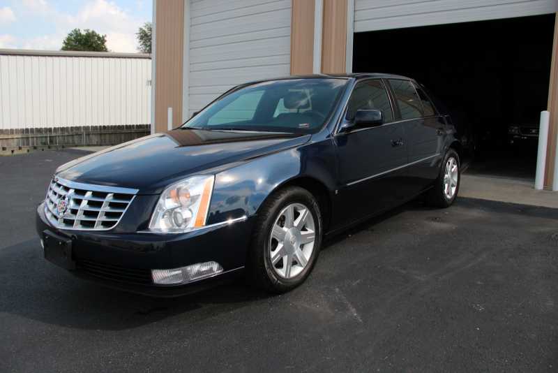 Picture of 2007 Cadillac DTS Standard V8, exterior