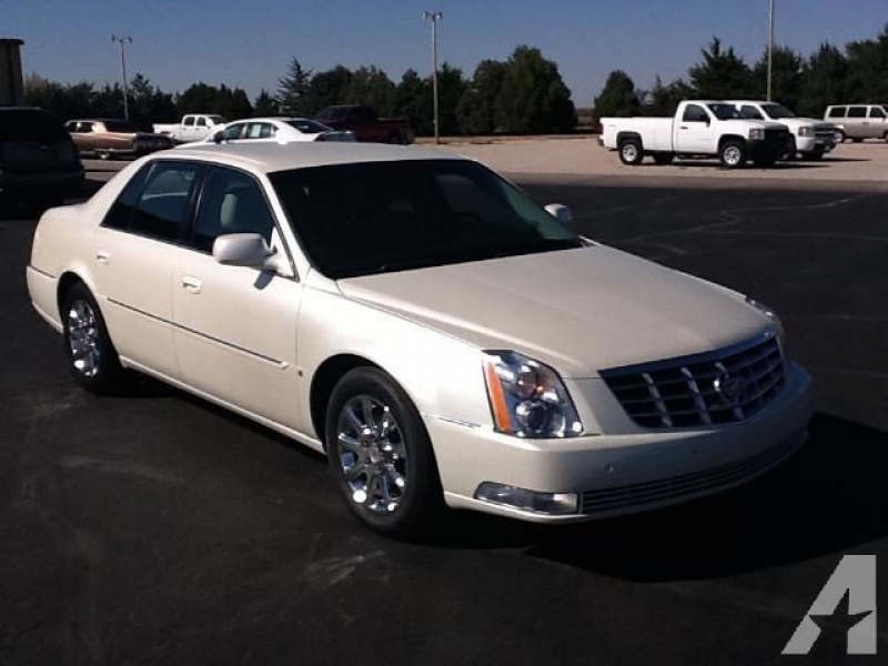 2008 Cadillac DTS Luxury III for sale in Goodland, Kansas