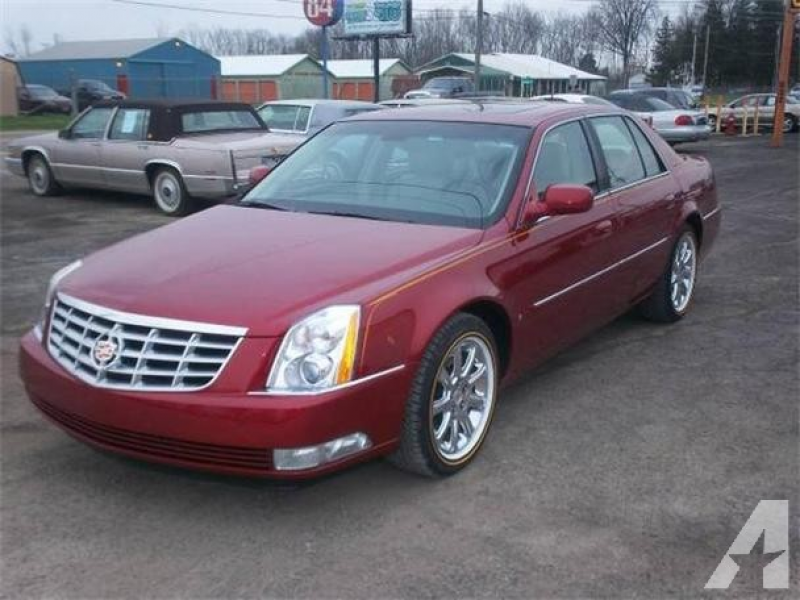2008 Cadillac DTS for sale in Mount Vernon, Ohio