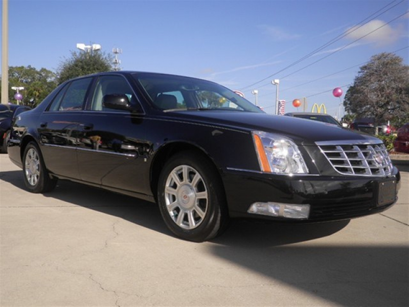 2009 Cadillac Dts For Sale in Bradenton, FL - 1g6kd57y59u100478