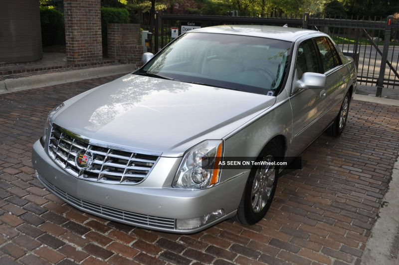 2009 Cadillac Dts Platinum /. / Heated / Onstar / / Rebuilt DTS photo ...