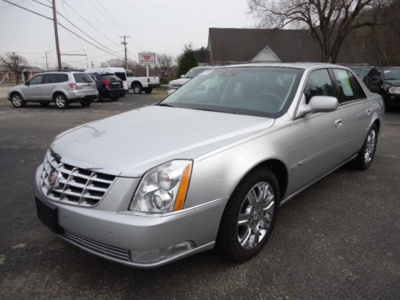 2010 Cadillac DTS Platinum Performance w/Nav.Sys