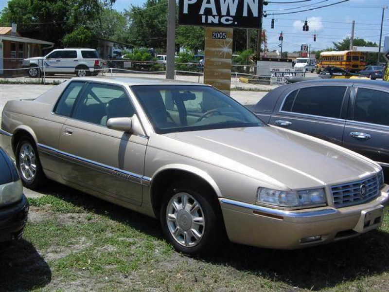 1996 Cadillac Eldorado Base Coupe Used Cars in Melbourne, FL 32935