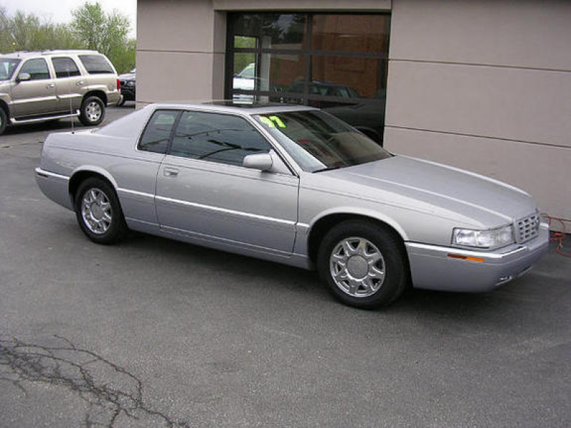 Another CadillacETC 1997 Cadillac Eldorado post...