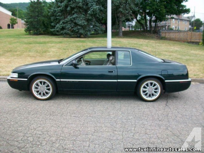 1997 Cadillac Eldorado for sale in Pen Argyl, Pennsylvania